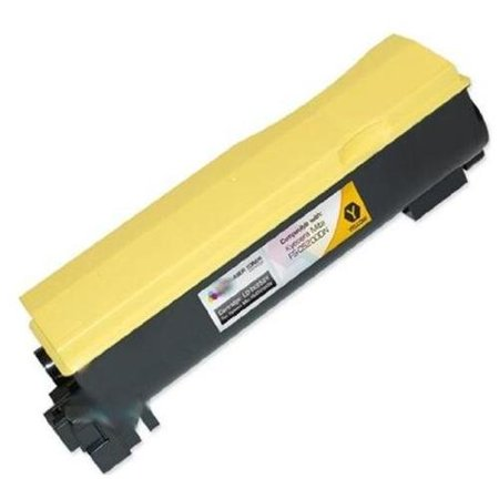 Kyocera Yellow Toner Cartridge (6,000 Yield)