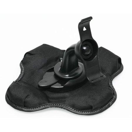 GA-OEFM+BKT50: i.Trek Portable Friction Mount and Bracket for Garmin Nuvi 50LM (Black) (Nuvi Black Mount)