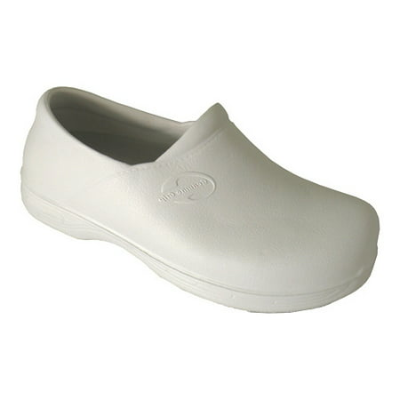 Men's Genuine Grip Footwear Slip-Resistant Injection Clogs