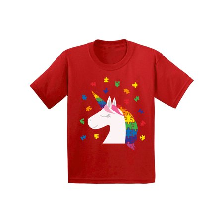 Halloween Gift Ideas For Infants (Awkward Styles Infant Unicorn Autism Shirt for Baby Autism Awareness Shirt Puzzle Autism Gifts for Kids Autistic Baby Gift Ideas Autism Awareness Shirts Baby Autism Gifts Awareness)