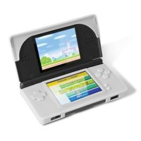DS Lite Silicone Skin Case - Clear [Nintendo DS]
