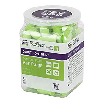 Snoring Travel and Loud Events Work Sleeping Comfortable Ear Plugs for Hearing Protection LYSIAN Ultra Soft Foam Earplugs 60 Pairs with Reusable Silicone Earplug 30dB NRR Ear Plugs