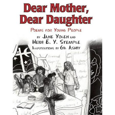 Dear Mother  Dear Daughter