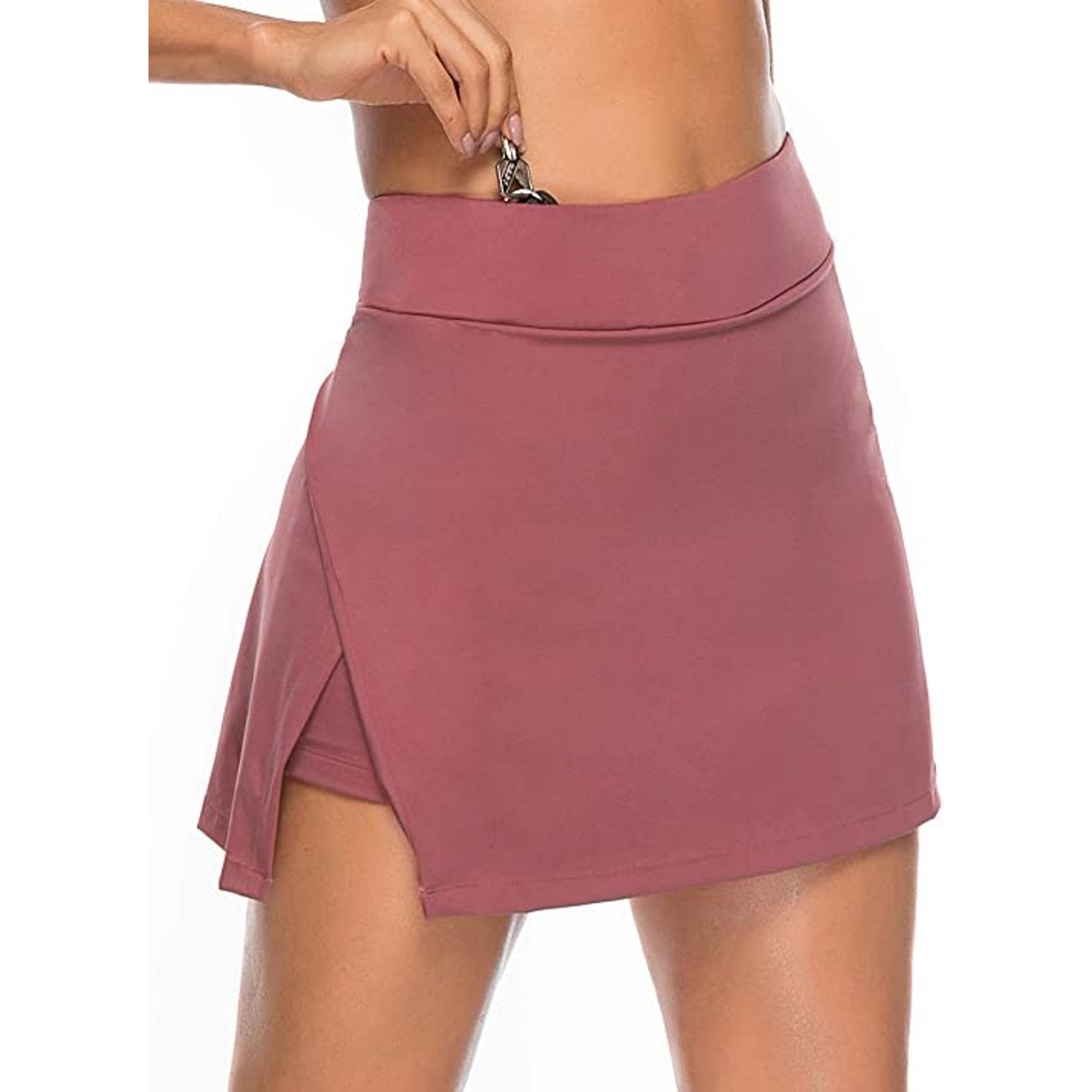 Women's Athletic Skort with Pockets Tennis Golf Gym Workout Skirt Jupe de  sport pour femmes avec poches Tennis Golf Gym Workout Skirt   Walmart Canada
