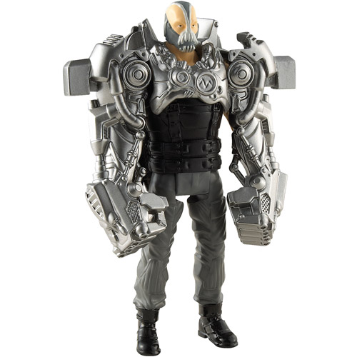 Batman Dark Knight Rises QuickTek Fist Fury Bane Action Figure