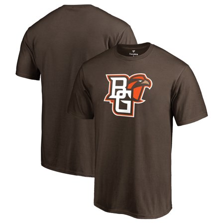 huge discount b6119 b0baf Bowling Green St. Falcons Fanatics Branded Primary Logo T-Shirt - Brown