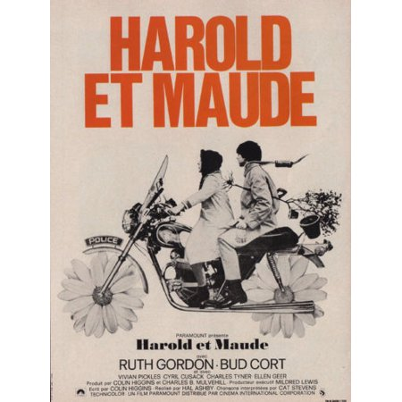 French Country Mini ((11x17) Mini Poster Harold And Maude French Poster)