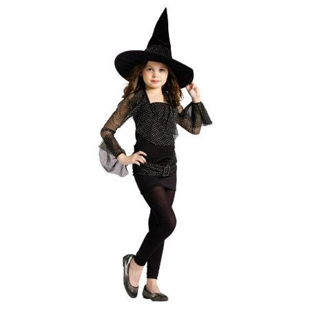 20 Inappropriate Children's Halloween Costumes (Sparkle Witch Child Halloween)