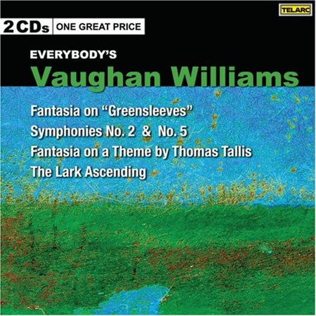 - Vaughan Williams: Fantasia on Greensleeves / Various