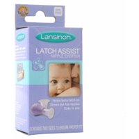 Lansinoh Latch Assist Nipple Everter 1 ea (Pack of 4)