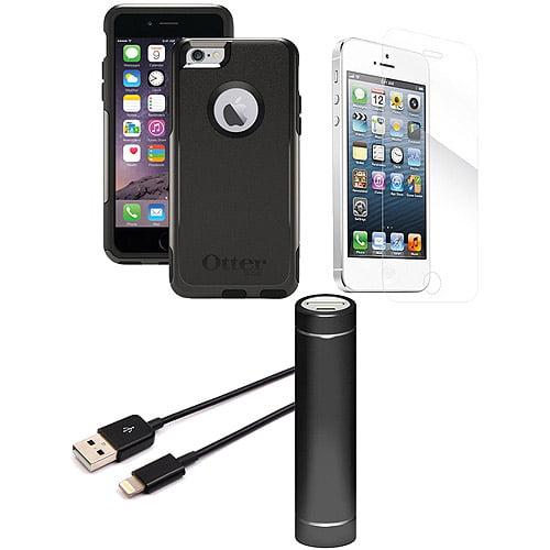 Apple iPhone 5/5s Case Accessory Bundle