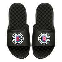 LA Clippers Primary iSlide Sandals - Black