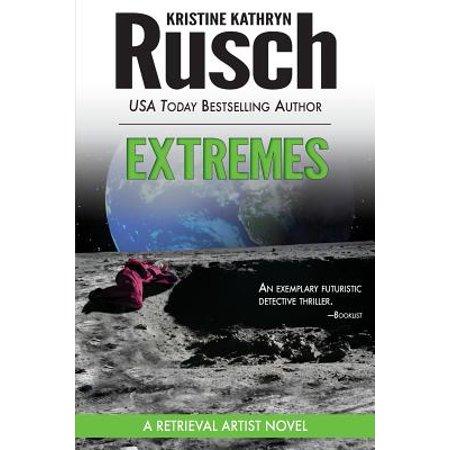 Extremes: A Retrieval Artist Novel by