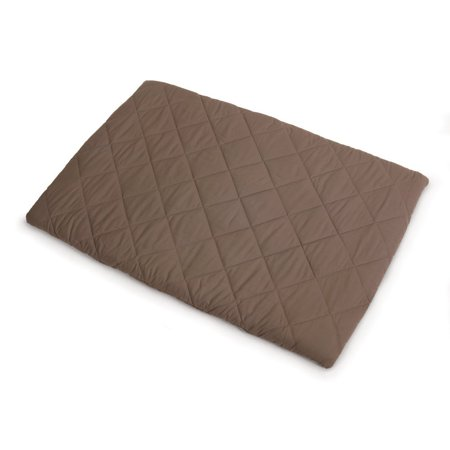 Pack N Play Quilted Playard Sheet  Arden Brown  All Seat Graypale Fits Mattress Cream Go Count Elite Cove Jersey Pack Bassinet Gray    By Graco