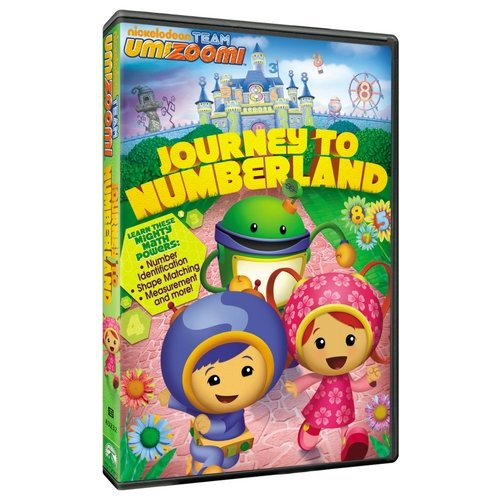 Team Umizoomi: Journey To Numberland (Full Frame)