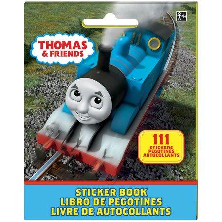Thomas the Tank Engine Sticker Book (9 Sheets)