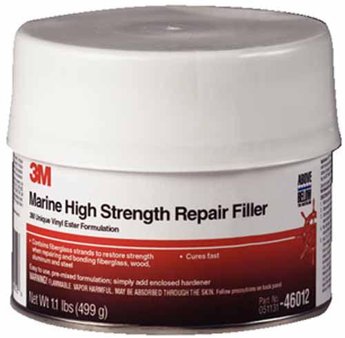 3M 46012  46012; High Strength Repair Filler-Pt