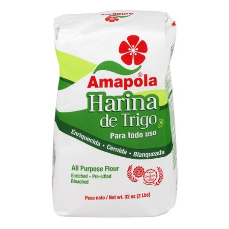 Image of Amapola Harina de Trigo All Purpose Flour, 32.0 OZ