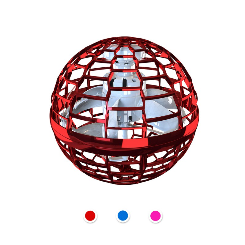 ,Magic Kits,Kids Space Toys,Flying Toys Red Flynova Pro,【2021 Upgraded】 an Flying Toy That Brings Magic into Reality