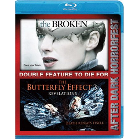 Best Of Horrorfest: The Broken / The Butterfly Effect 3: Revelations