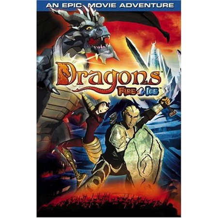 Dragon Fire And Ice (Dragons: Fire and Ice)