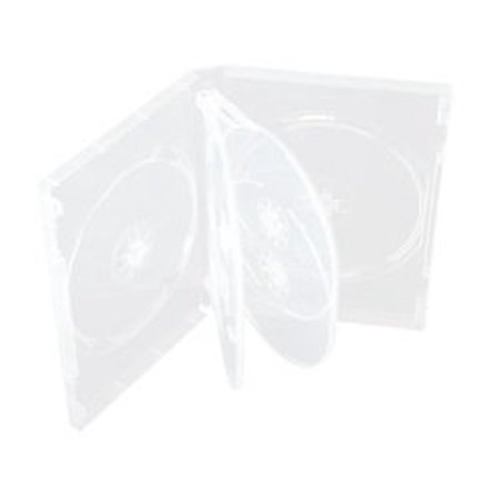 300 Clear 6 Disc DVD Cases