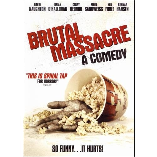 Brutal Massacre: A Comedy by