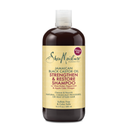 SheaMoisture Jamaican Black Castor Oil Strengthen & Restore Shampoo, 16.3 Oz