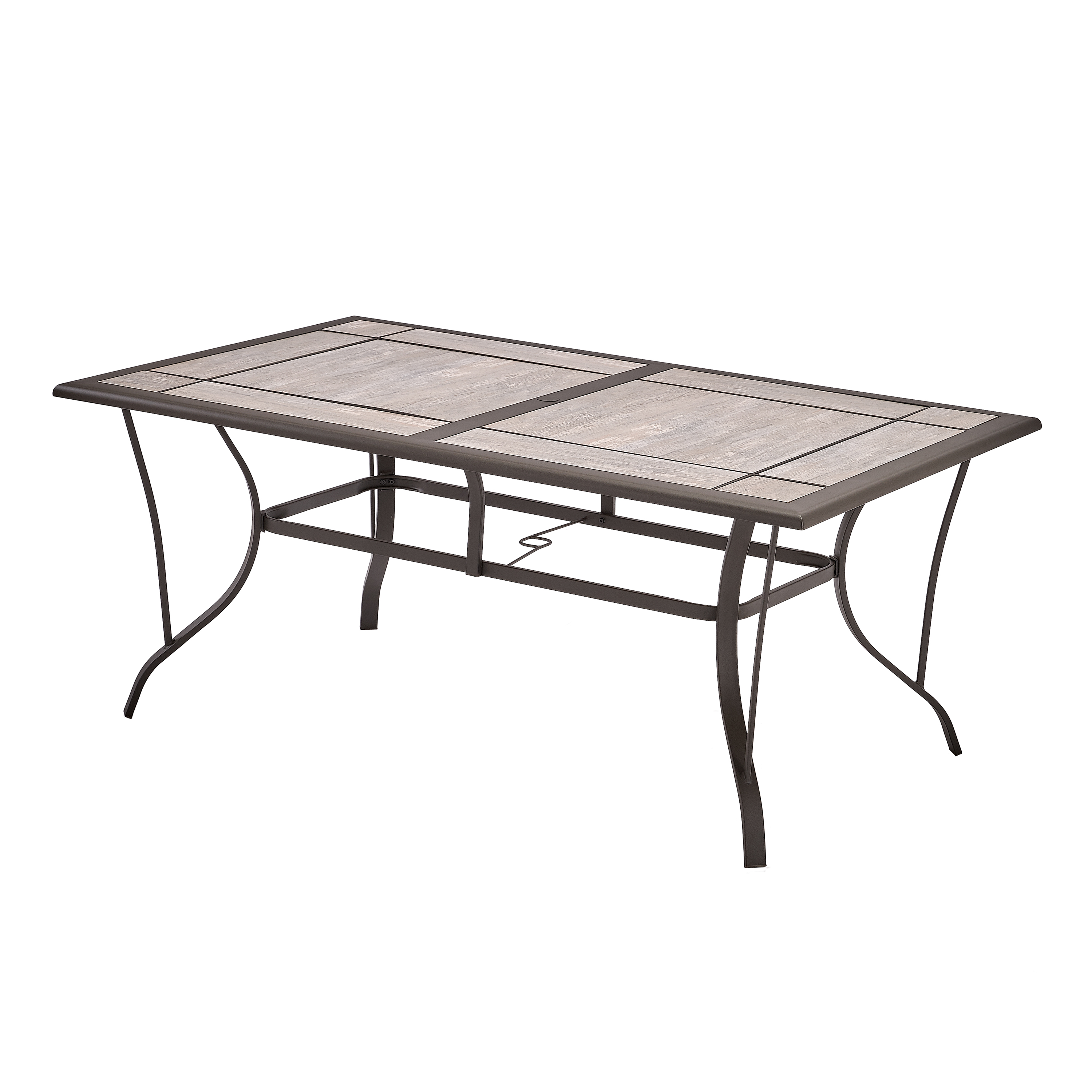 Better Homes & Gardens Everson Rectangular Patio Dining Table