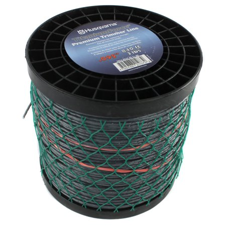 Husqvarna 639005106 Titanium Force String Trimmer Line .095u0022 Spool - 840 ft/3lb