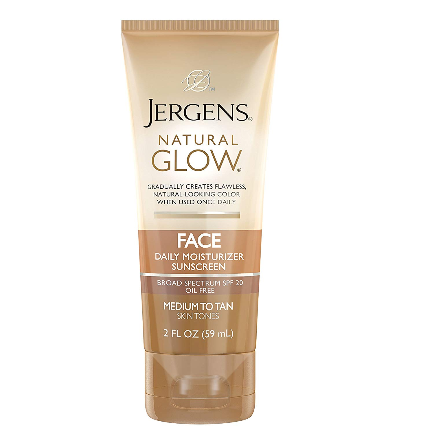 Situation jergens facial lotions