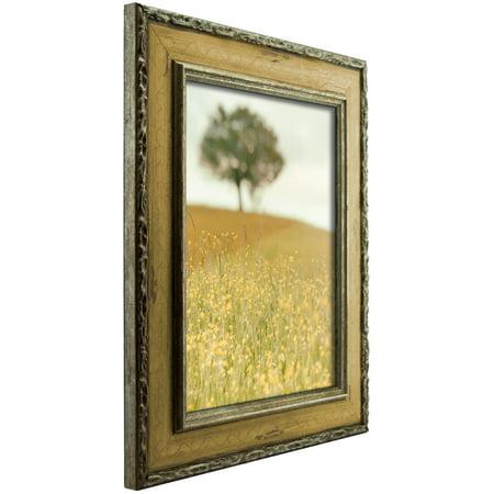 Craig Frames Bolshoi, Ornate Candlelight Gold Picture Frame, 14 x 20 ...