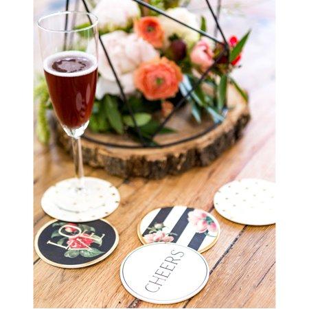 My Mind's Eye Botanical Wedding Coasters (16)](Wedding Coasters)