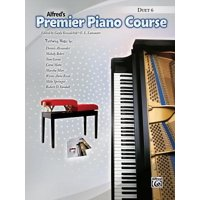 Premier Piano Course Duet, Bk 6