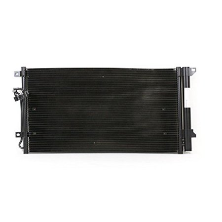 A-C Condenser - Pacific Best Inc For/Fit 3873 07-15 Audi Q7 WITH Receiver &