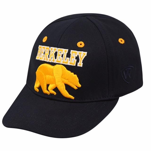 University Of California Berkeley Golden Bears Infant Onefit Hat - Navy