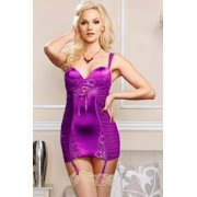 Molded Cups Chemise 8320 iCollection Purple