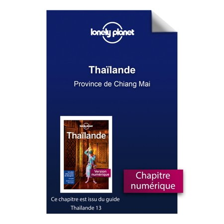 Thaïlande - Province de Chiang Mai - eBook