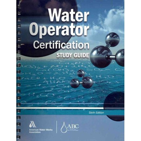 ISBN 9781583218525 - Water Operator Certification Study Guide: A ...