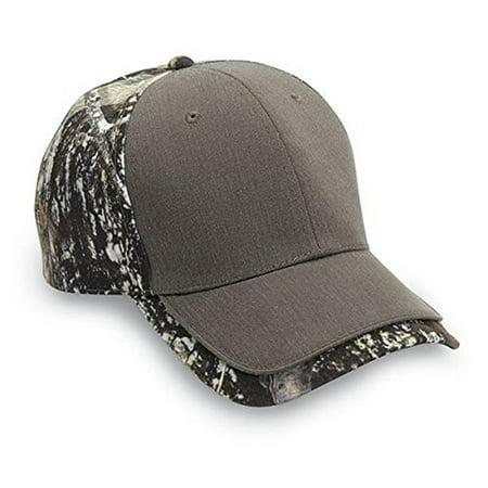 True Timber Hat Hunting Cap 6 Pnl Hundered Percenateg Polyester Camouflage  (NC.OLIVE) - Walmart.com b971f5642e1