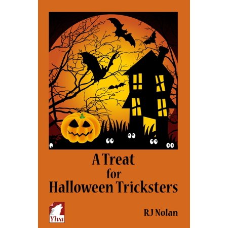 A Treat for Halloween Tricksters - eBook](Simple Treats To Make For Halloween)