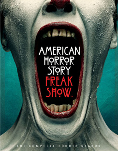 American Horror Story: The Complete Fourth Season (Blu-ray) by 20th Century Fox