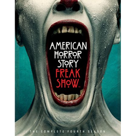 American Horror Story: The Complete Fourth Season (Blu-ray) (Halloween Horror Nights October 4)