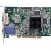Matrox G450 Graphic Card - 32 Mb Ddr Sdram - Pci - 2048 X 1536 - Passive Cooler - Dvi - Vga (g45fmdvp32ds2f)