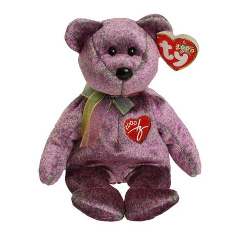 TY Beanie Baby - 2000 SIGNATURE BEAR (8.5 inch)