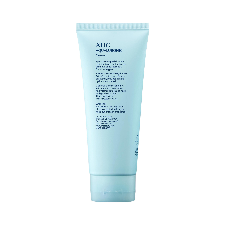 Aesthetic Hydration Cosmetics Aqualuronic Facial Cleanser 4.73 oz -  Walmart.com - Walmart.com