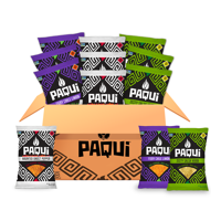 Paqui Spicy Tortilla Chips Variety Pack, 2 oz Bags, 12 CT
