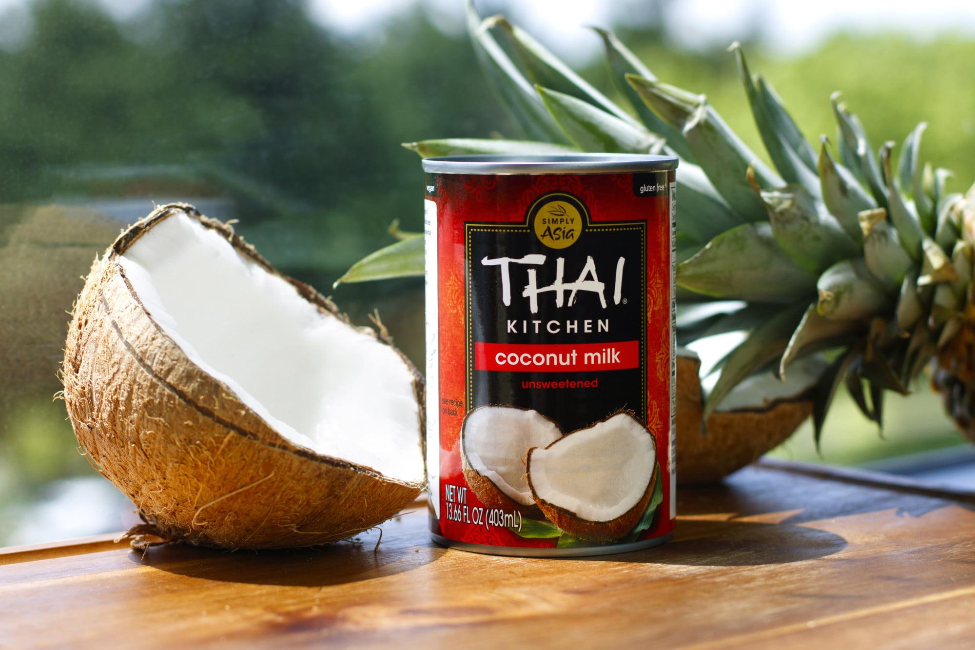 Terrific Thai Kitchen Gluten Free Unsweetened Coconut Milk 13 66 Fl Interior Design Ideas Oxytryabchikinfo