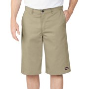 Big Men's Relaxed Fit 13 inch Twill Shorts with Multi Use Pocket
