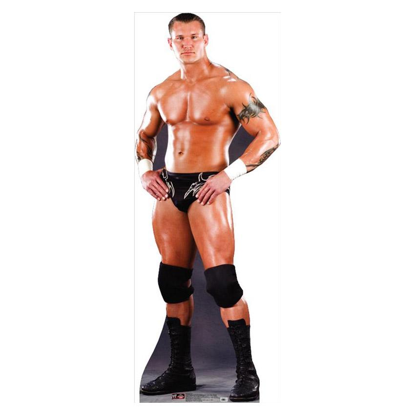 "Advanced Graphics 768 Randy Orton- 76"" x 28"" Cardboard Standup"